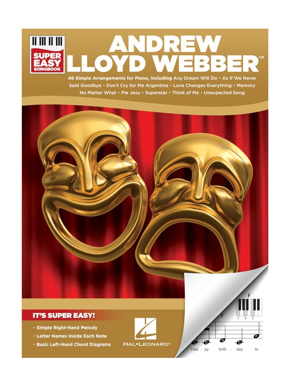 Andrew Lloyd Webber – Super Easy Songbook