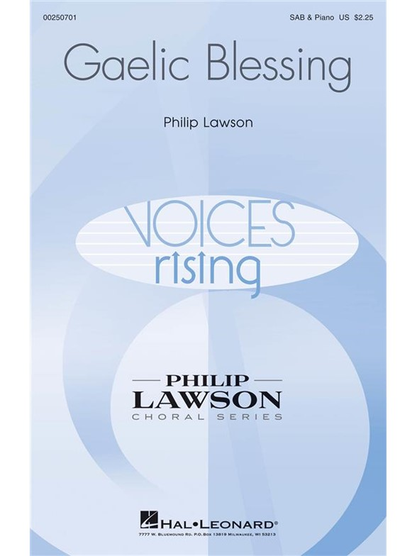 Philip Lawson: Gaelic Blessing