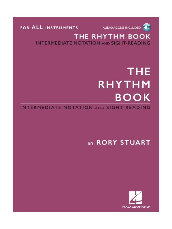Rory Stuart: The Rhythm Book (Book/Online Audio)