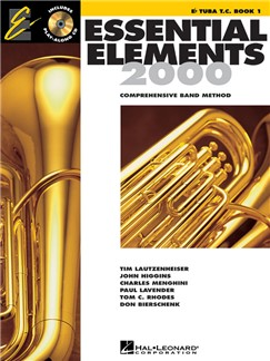 Essential Elements 2000: Book 1 (Book/CD)