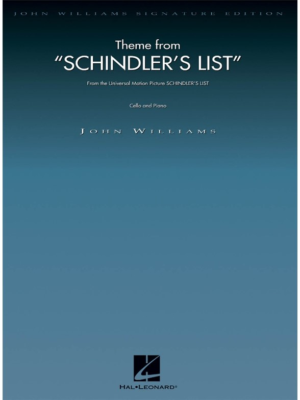 John Williams: Theme From Schindler's List
