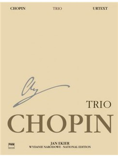 Frederic Chopin: National Edition - Piano Trio Op.8