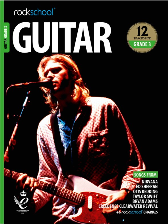 Rockschool: Guitar Grade 3 2018+ (Book/Audio)