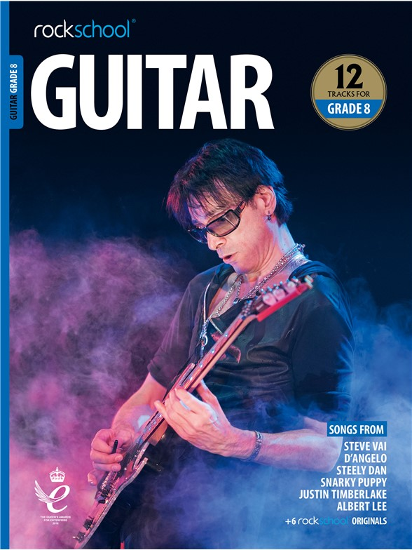 Rockschool: Guitar Grade 8 2018+ (Book/Audio)