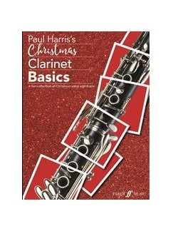 Paul Harris: Christmas Clarinet Basics