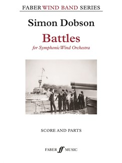 Simon Dobson: Battles (Score & Parts)