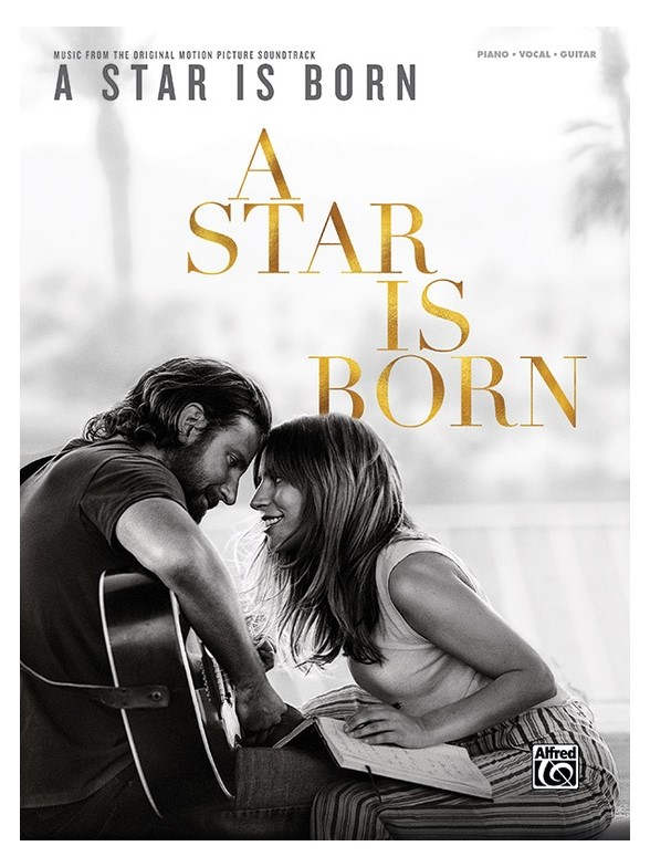A Star Is Born: Piano, Vocal, Guitar