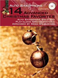 14 Advanced Christmas Favourites - Alto Saxophone