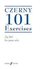 Carl Czerny: 101 Exercises For Piano