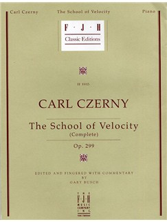 Carl Czerny: School Of Velocity Op.299