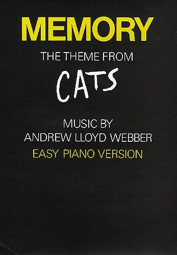 Andrew Lloyd Webber: Memory (Easy Piano Version)