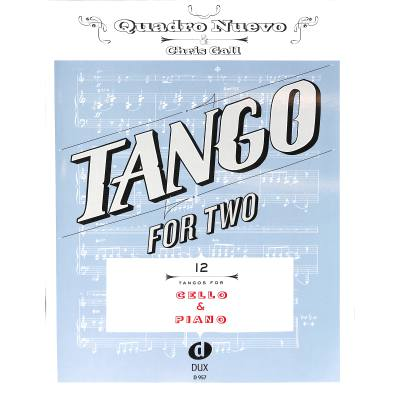 Tango For Two pro violoncello a klavír