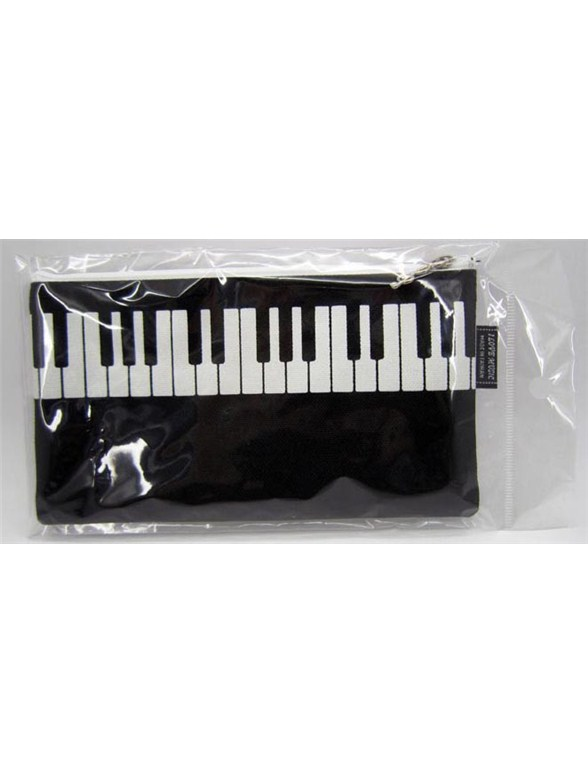 Keyboard Pencil Bag - Rectangular