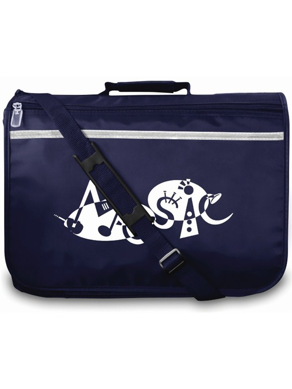 Mapac: Music Bag Excel (Navy)