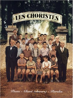Les Choristes: Piano, Chant (Choeurs) Et Paroles