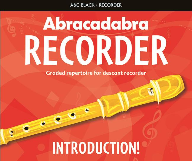 Abracadabra Recorder - Introduction