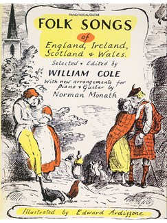 Folk Songs of England, Ireland, Scotland and Wales